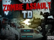 Invazia Zombie Asalt