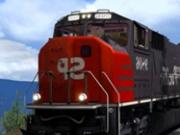 Șofer de tren 3D