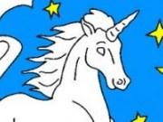 Unicorni de colorat