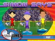 Simon Says joc de memorie Disney