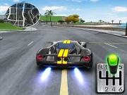 Cursa masini City Driving 3D