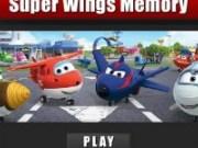 Masini Super Wings joc de Memorie