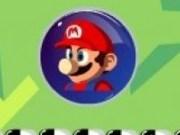 Mario sparge Bubbles