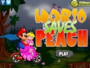 Mario salveaza printesa Peach