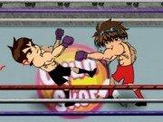 Ben 10 si Bakugan in ringul de box