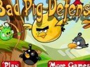 Bad Pig Defense 2