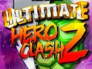 Testoasele ninja vs Power Rangers: Ultimate hero clash 2