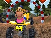 Curse ATV Quad Bike Derby Stunts