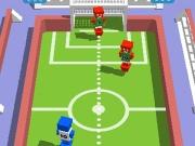 Fotbal Flip Goal cu roboti