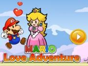 Mario si printesa Peach