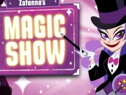 Zatanna Show Magic