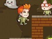 Fantoma Wiper in Castel de Halloween