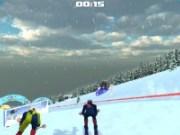 Schi alpin 3D