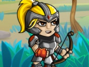 Arcas in Bow Master Online