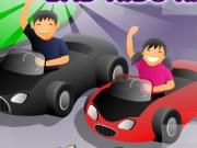 Cursa cu masinute multiplayer