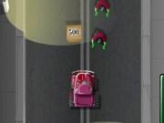 Calca Zombie cu masina