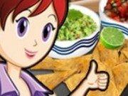 Reteta de Nachos cu sos