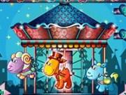 De decorat caruselul copiilor