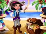 Printesa Pirat in cautarea comorii