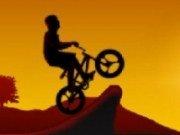Twilight trucuri pe BMX