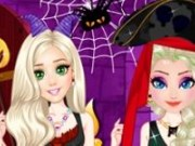 Costume Fashion pentru printese de Halloween