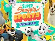 Nick Jr Snuggly Jocuri sportive
