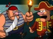 Lupte Pirati cu sabia
