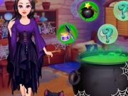 Vrăjitoarea Lily Transformare