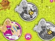 Barbie machiaj si rochii de printesa