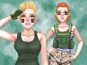 Moda militară pentru prințese