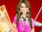 Miley Cyrus la cinema