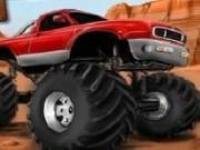 Condu masina Monster Truck America