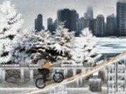 BMX Iarna