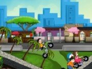 Cursa cu Doraemon