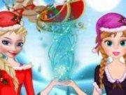 Elsa si Anna de Craciun