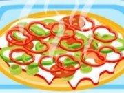 Pizza crocanta