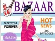 Revista de moda cu Elsa