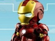Iron Man lupte spatiale