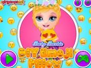 Bebelusa Barbie Diy Emoji