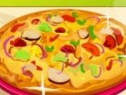 Pizza vegetala