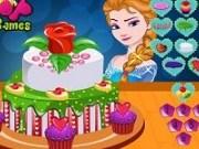 Decoreaza Tortul lui Elsa