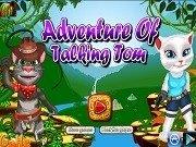 Aventura cu TalkingTom