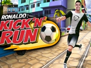 Cristiano Ronaldo Fotbal KicknRun