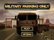 Camioane militare de parcat