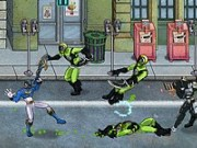 Power Rangers MegaForce amenintati de Warstar