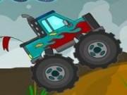 Monster Truck Teren cu dune