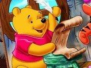 Winnie the Pooh de colorat