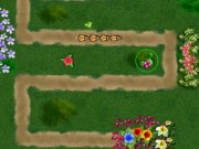 Tower defence cu insecte