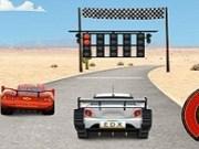 Cursa Lightning McQueen