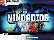 Lego Ninjago Rise of the Nindroids